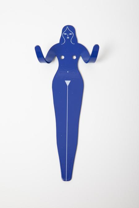 Kaye Blegvad Large Female Support System - Yves Klein Blue