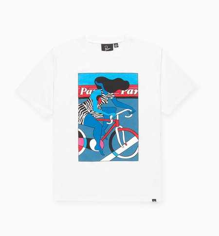 BY PARRA Photo Finish T-Shirt - White