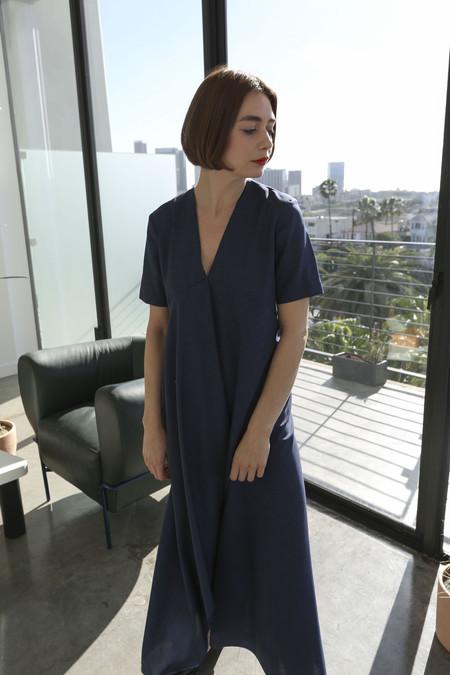 Rachel Comey Hint Dress in Blue