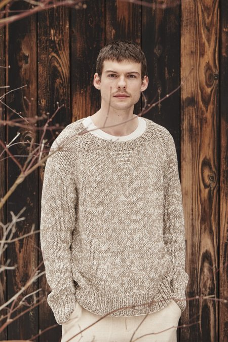 Indi Nova Sweater - Walnut
