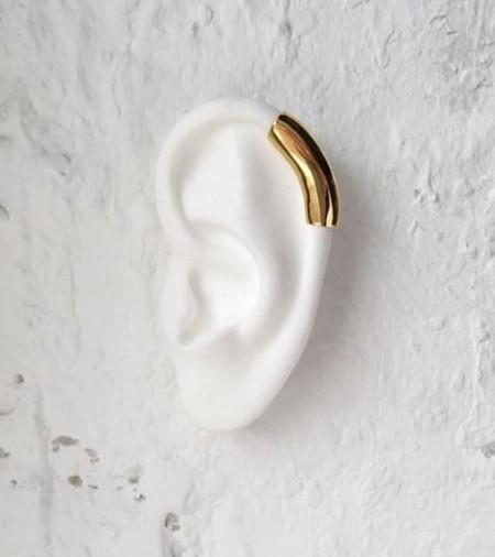 Lady Grey Helix Ear Cuff