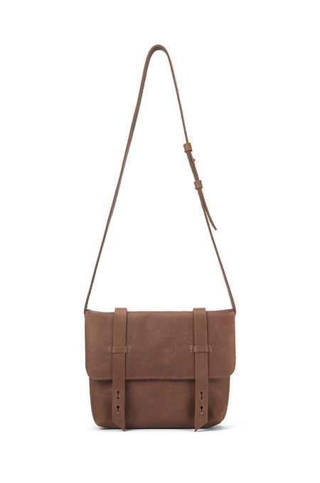 Lowell BERCY TAN NAPPA LEATHER