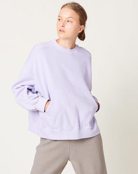 No.6 Smith Sweatshirt - Lilac