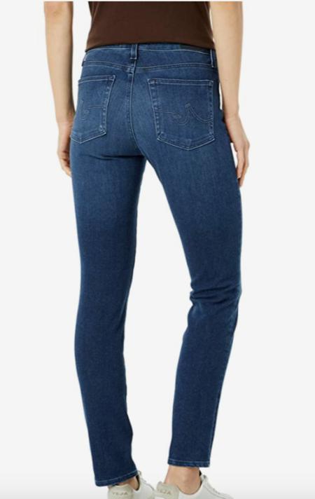 AG Jeans Prima DENIM - Foxgrove