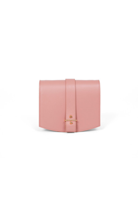 Haerfest Jo Crossbody Saddle Blush