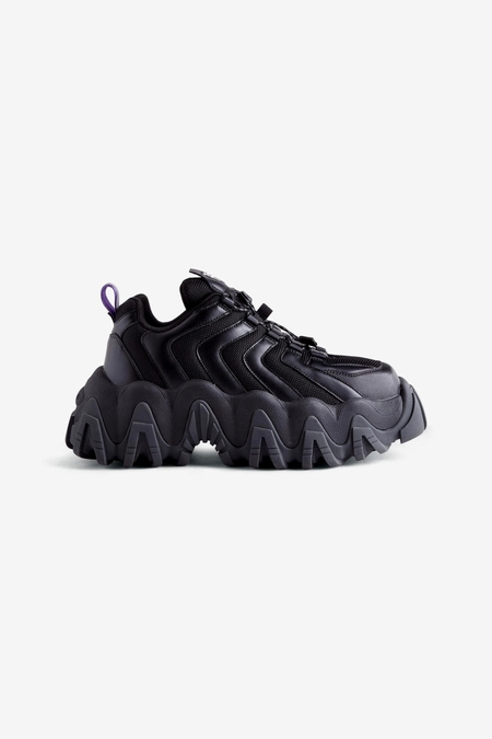 Eytys Halo Leather sneakers - black