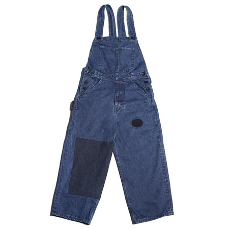 Unisex Olderbrother Overalls - Denim
