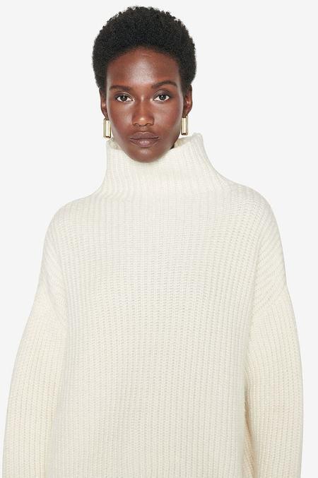Anine Bing Sydney Sweater - Cream