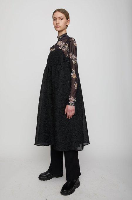 Just Female Leia Strap Bless Dress -  Black