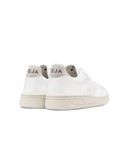VEJA V-10 CWL Shoes - Full White/Natural