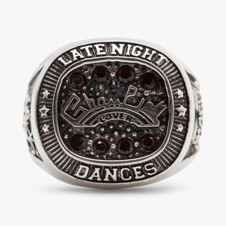 MAPLE x Elhaus Champion Lover Ring - Silver