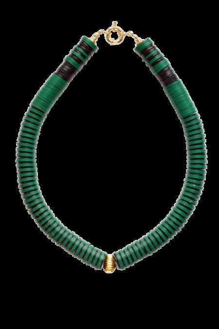 Serendipitous Project Jungle Necklace