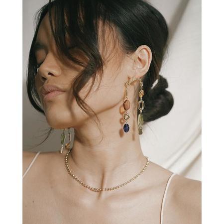 LINDSEY LEWIS Avery Earrings - Rainbow