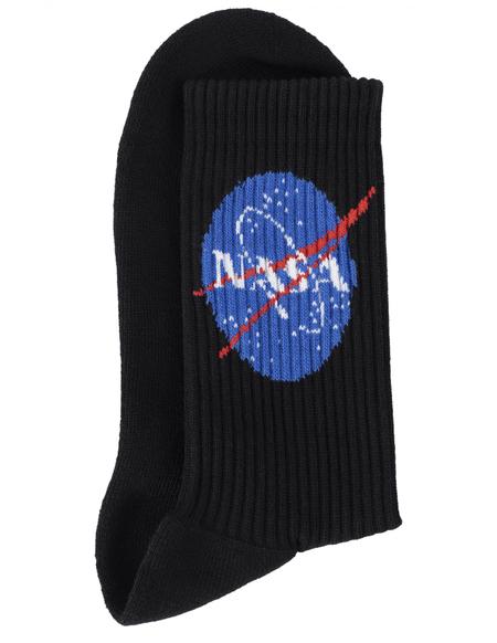 Balenciaga Space Socks - Black/Nasa