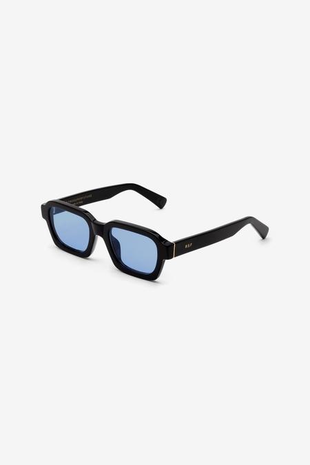 Unise RetroSuperFuture Caro Sunglasses - Azure