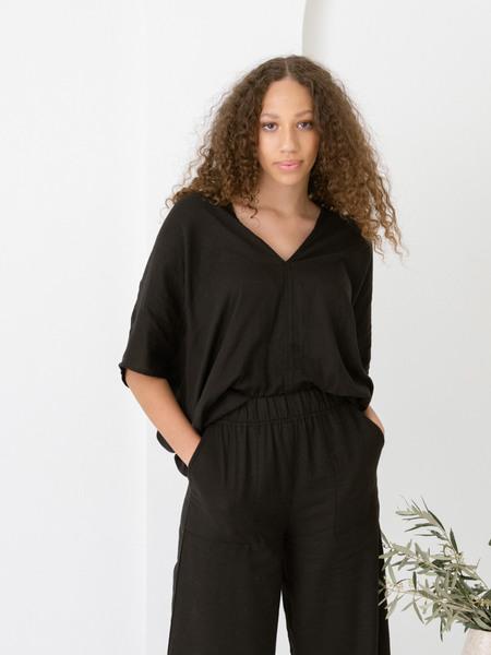 LAUDE the Label Vianca Tunic - Black