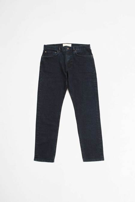 Jeanerica Tapered jeans - blue/black