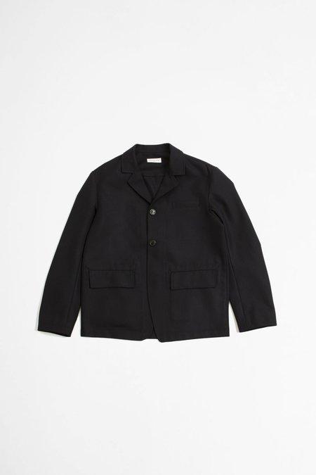 Dries Van Noten Beat jacket - navy