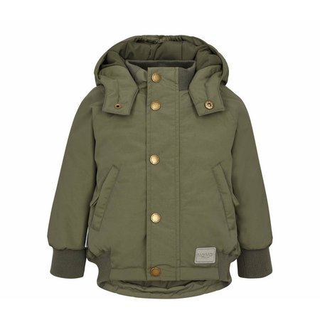 Kids Marmar Copenhagen Oskar Winter Jacket - Hunter Green