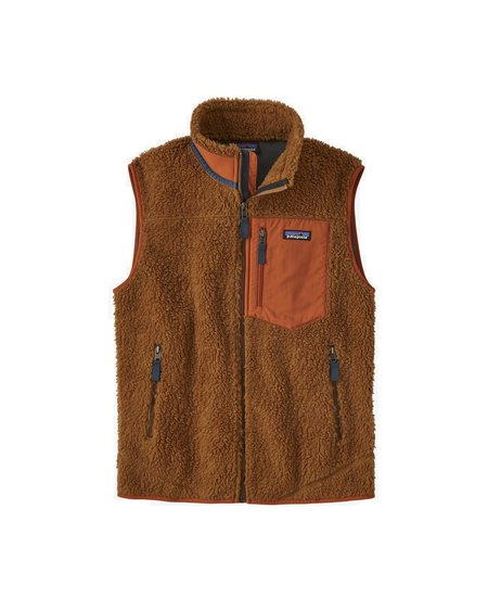 Patagonia Chaleco Ms Classic Retro-X Fleece - Bear Brown