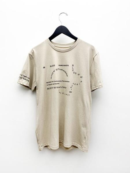 Bless Multicollection II T-Shirt - Beige