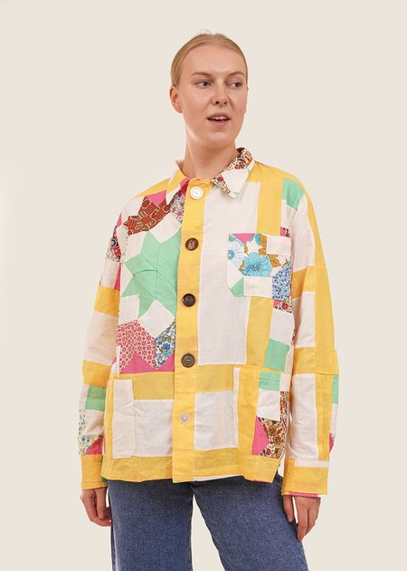 The Series Emma Quilted Chore Shirt