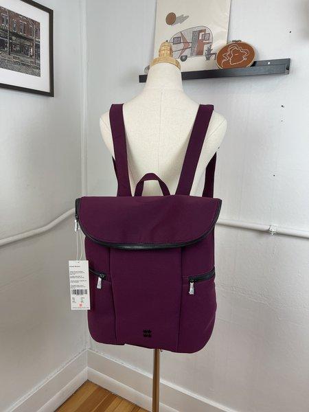[pre-loved] Sweaty Betty Backpack - Maroon