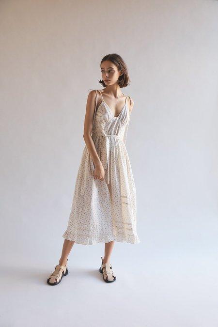 Wellington Factory Tilda Dress - Petite Floral