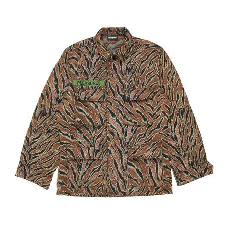PLEASURES Jungle Jacket - Print