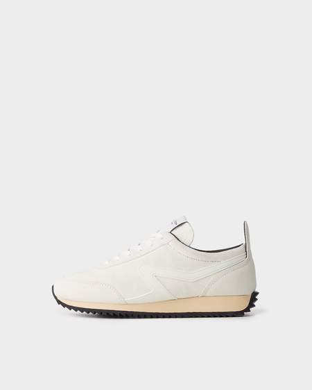 Rag & Bone Retro Runner Shoes - Antique White