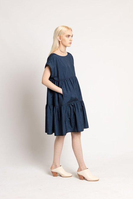 Rachel Comey Navy Carouse Dress