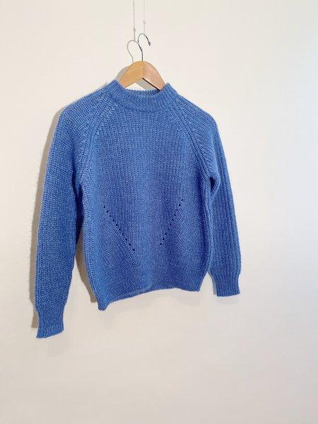 Nicholson & Nicholson Snowdome Sweater - Blue