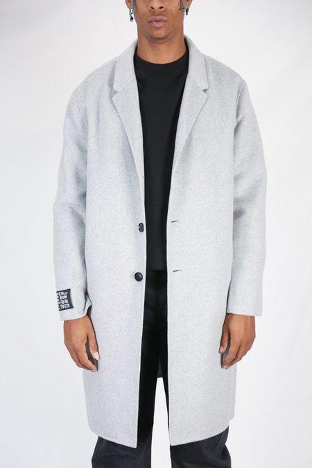 Ksubi Mogul Coat - Grey