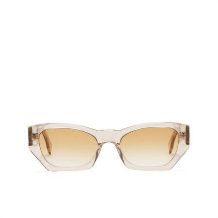 RetroSuperFuture SUPER SUNGLASSES Amata Beata Sunglasses - yellow