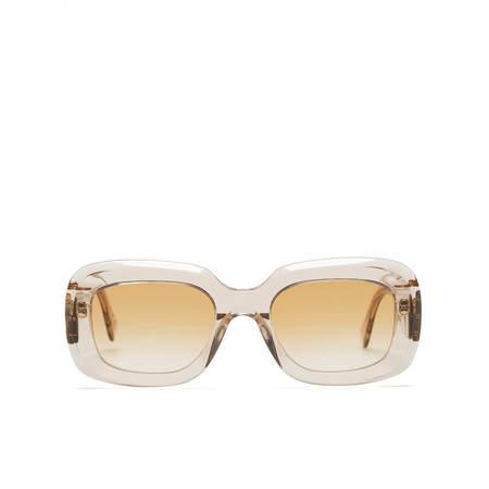 RetroSuperFuture SUPER SUNGLASSES Virgo Beata Sunglasses - yellow