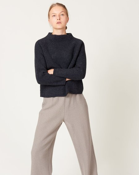 Demy Lee Daphne Wool Sweater - Charcoal