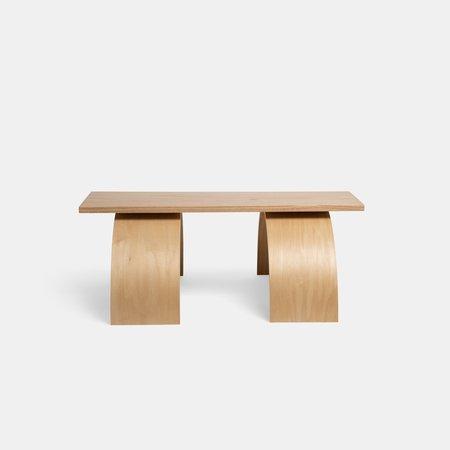 KUARTO 001 Coffee Table - Wood Brown