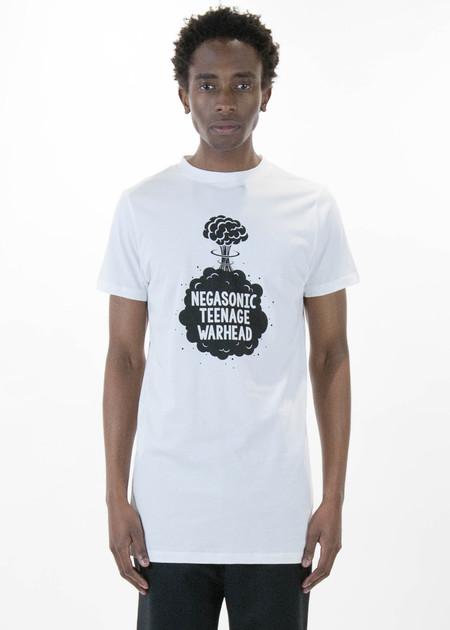 Matthew Miller White Marshall Negasonic T-Shirt