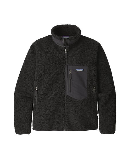 Patagonia Chaqueta Ms Classic Retro-X Fleece - Black