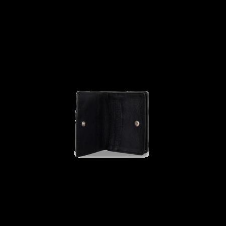 Vlieger & Vandam Cardholder Button - Gun Black