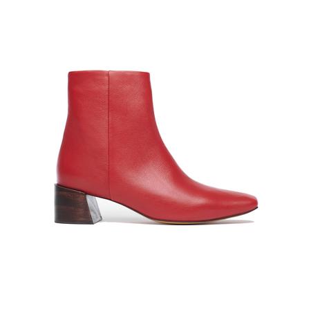 Mari Giudicelli Classic Boot - Red