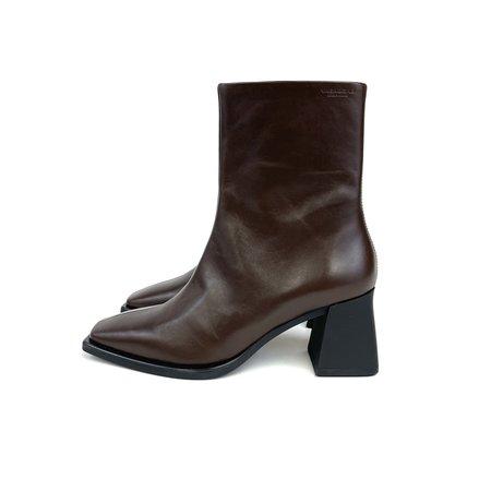 Vagabond Hedda boots -  Chocolate