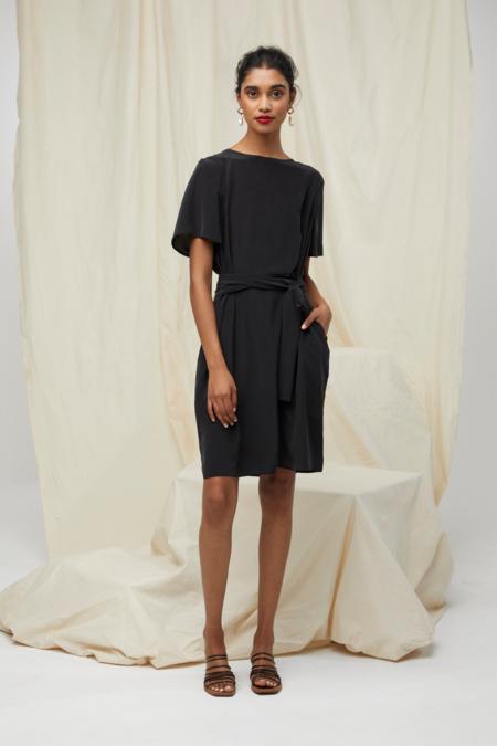 Lois Hazel Dinner Dress - Black