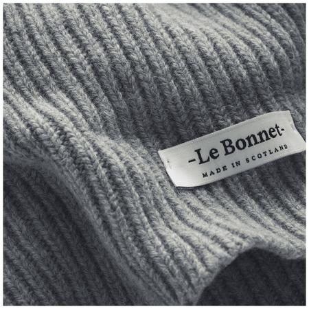 kids Le Bonnet beanie - Smoke