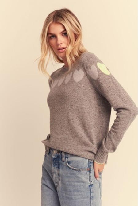 Lisa Todd Rom Com Sweater - Pop Speckle
