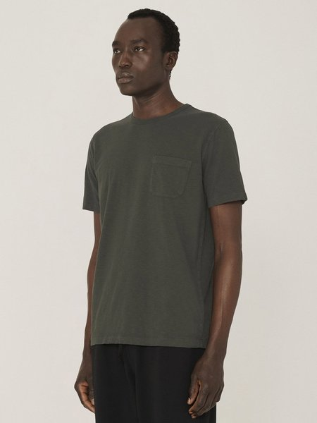 YMC Wild Ones Pocket T-Shirt - Green