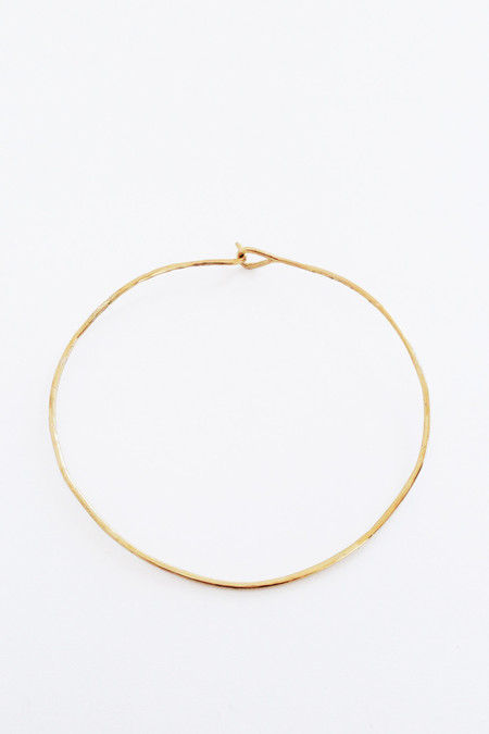 The Things We Keep Rhone Collar in Brass