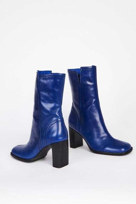 """""""INTENTIONALLY __________."""" PARADE boots - Blue"""