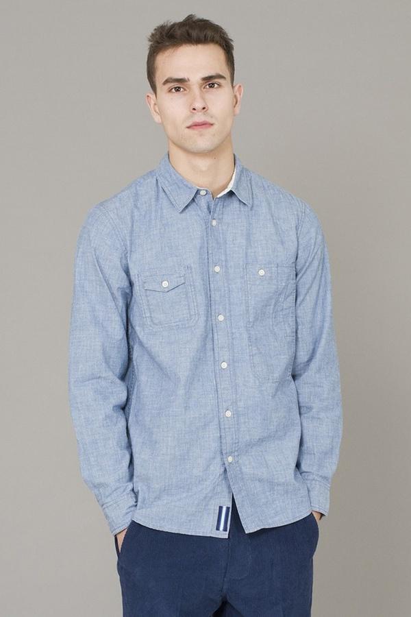 Men's Wood Wood York Road Shirt