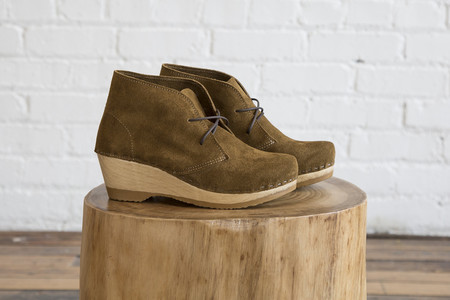No.6 Garcia Boot Bark
